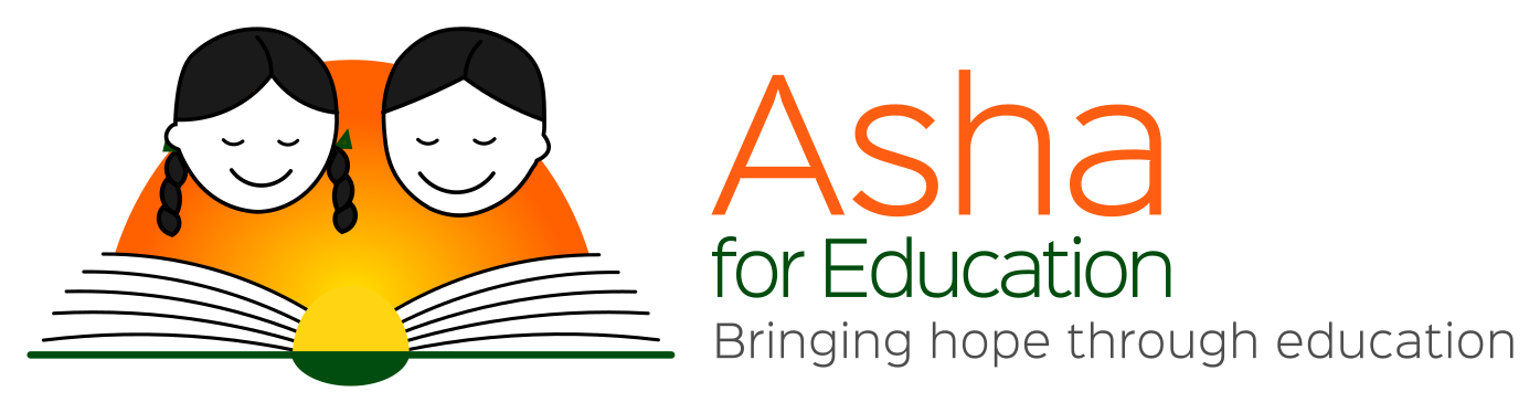 The New York City chapter of Asha for Education site